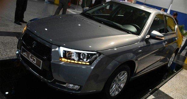 خودرو های لوکس ایرانی