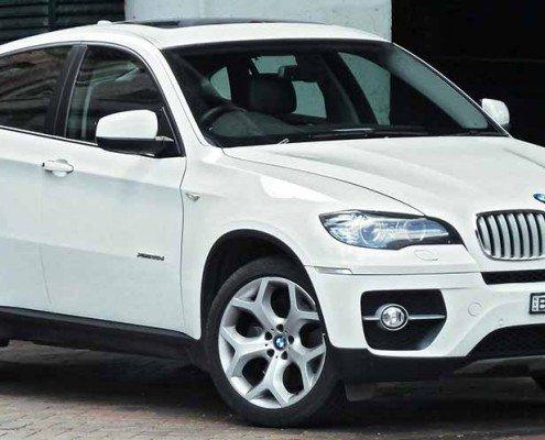 اجاره BMW X6
