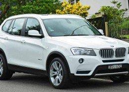 اجاره BMW X3