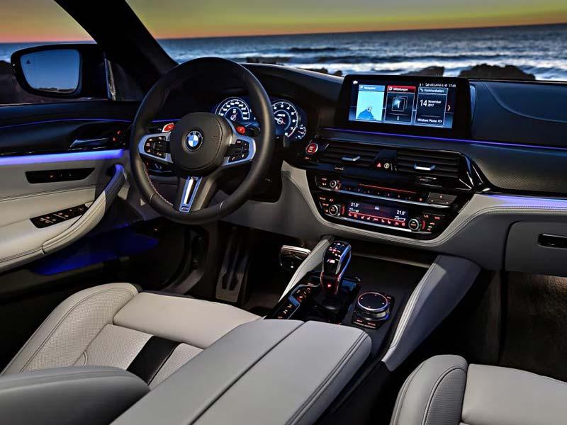 BMW M5 اجاره ماشین