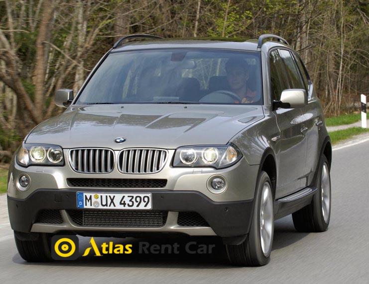 معرفی BMWX3