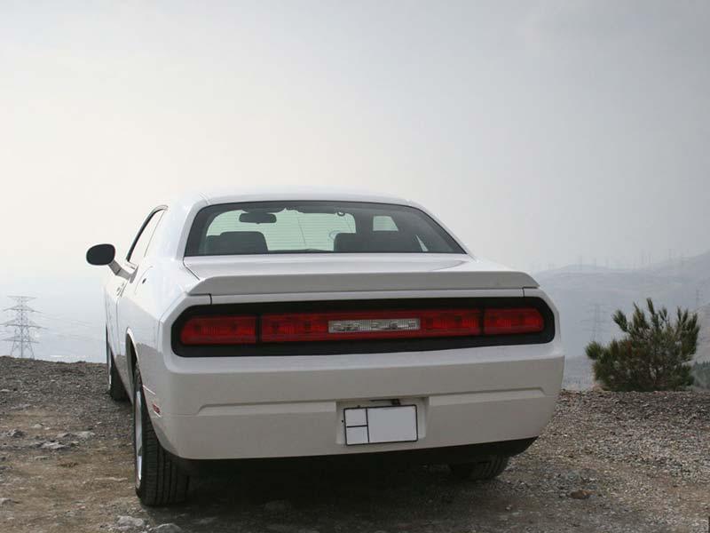 Dodge-challenger گذر موقت