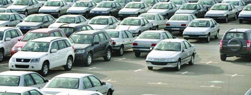 پر فروش ترین خودرو های داخلی
