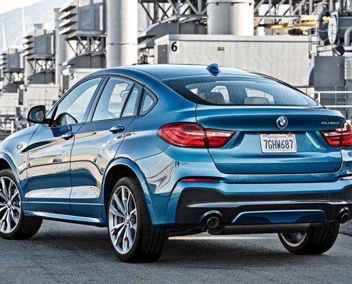 اجاره BMW X4