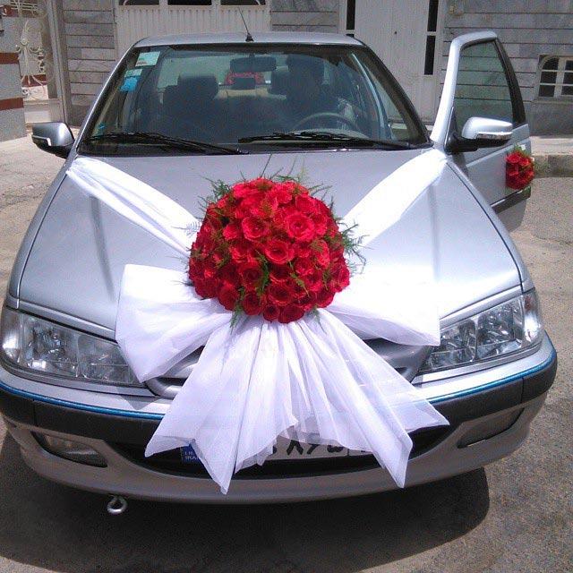 ماشین عروس ارزان