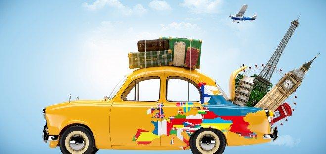 خودرو اجاره کنید و به اروپا سفر کنید - سفر به اروپا